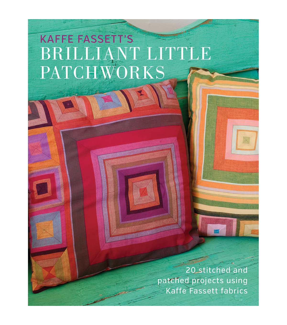Brilliant Little Patchworks Book