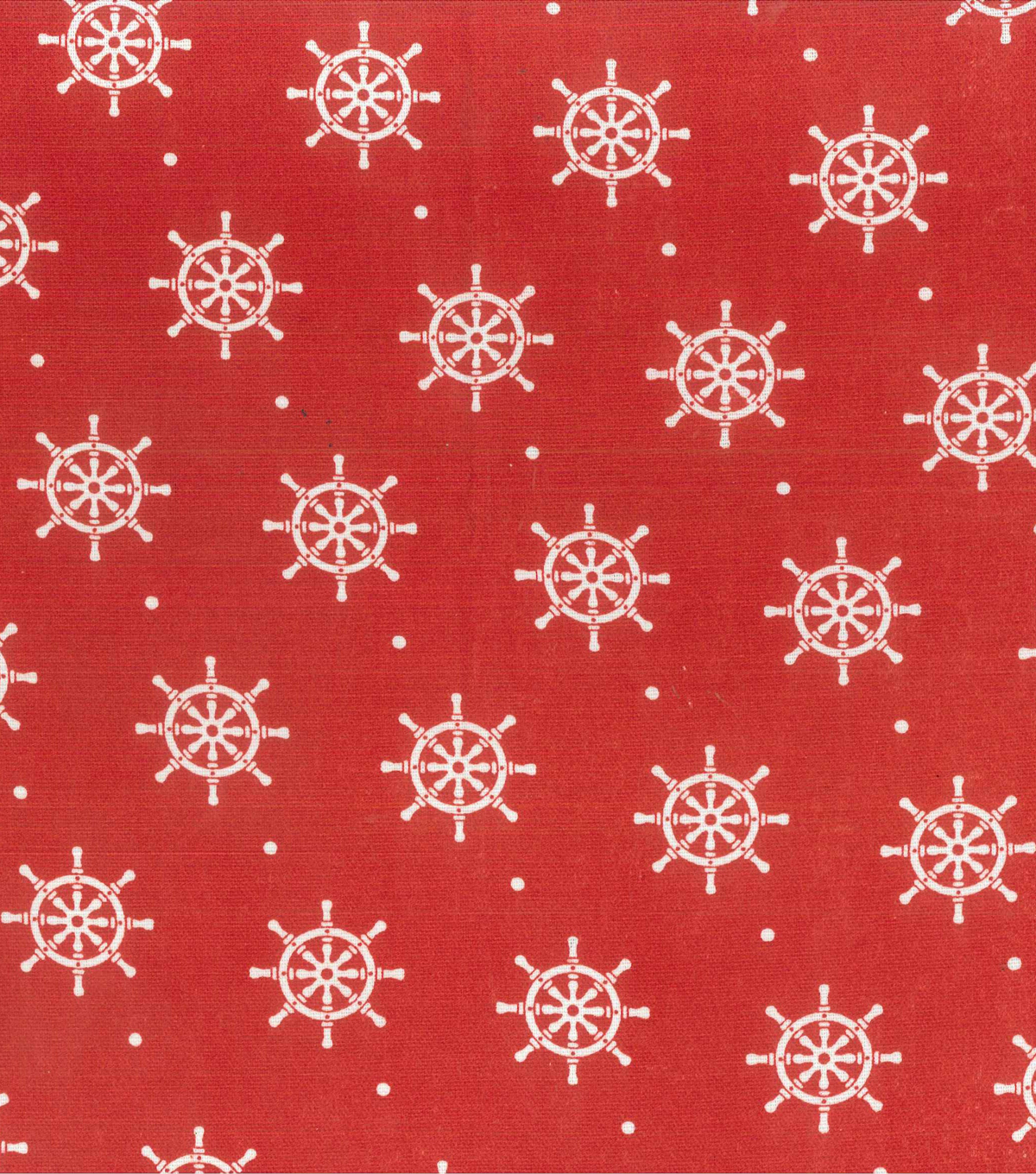 Home Essentials Fabric 45\u0022-Wheels On Red