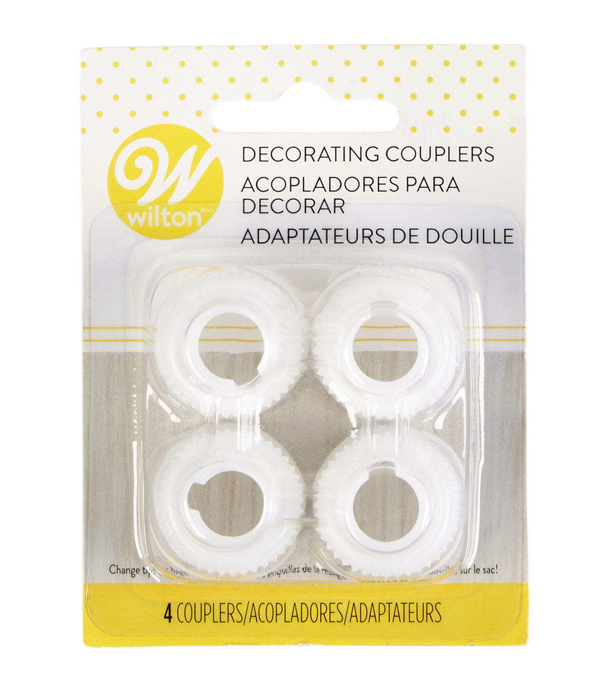 Wilton Decorating Couplers