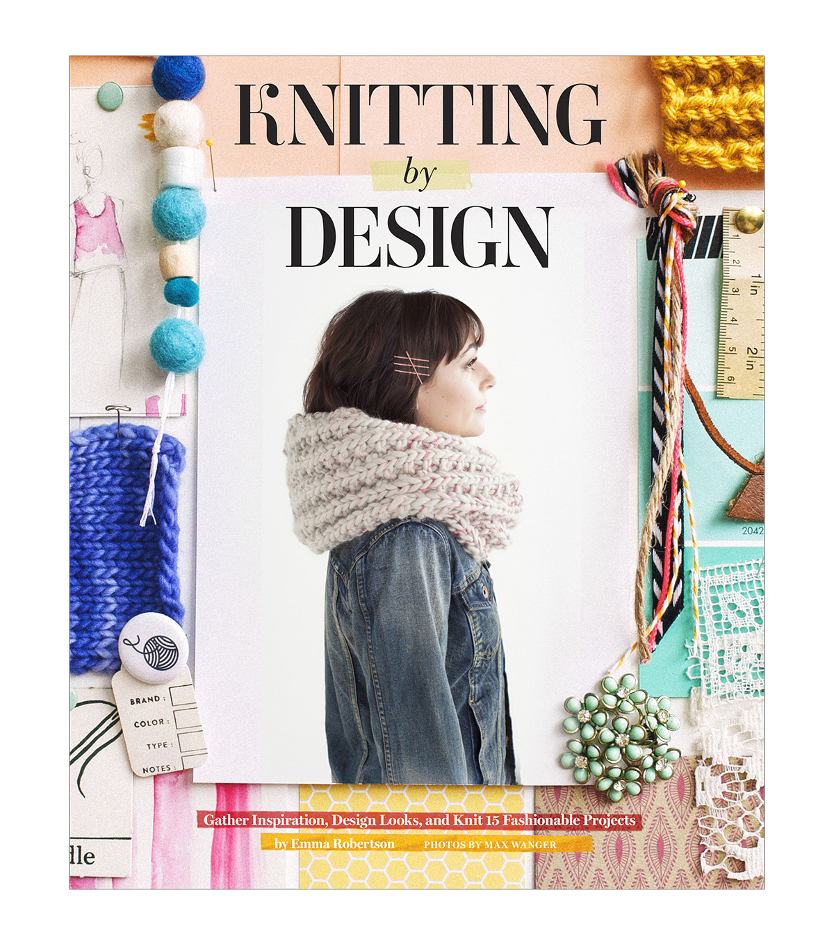 Emma Robertson Knitting By Design Book