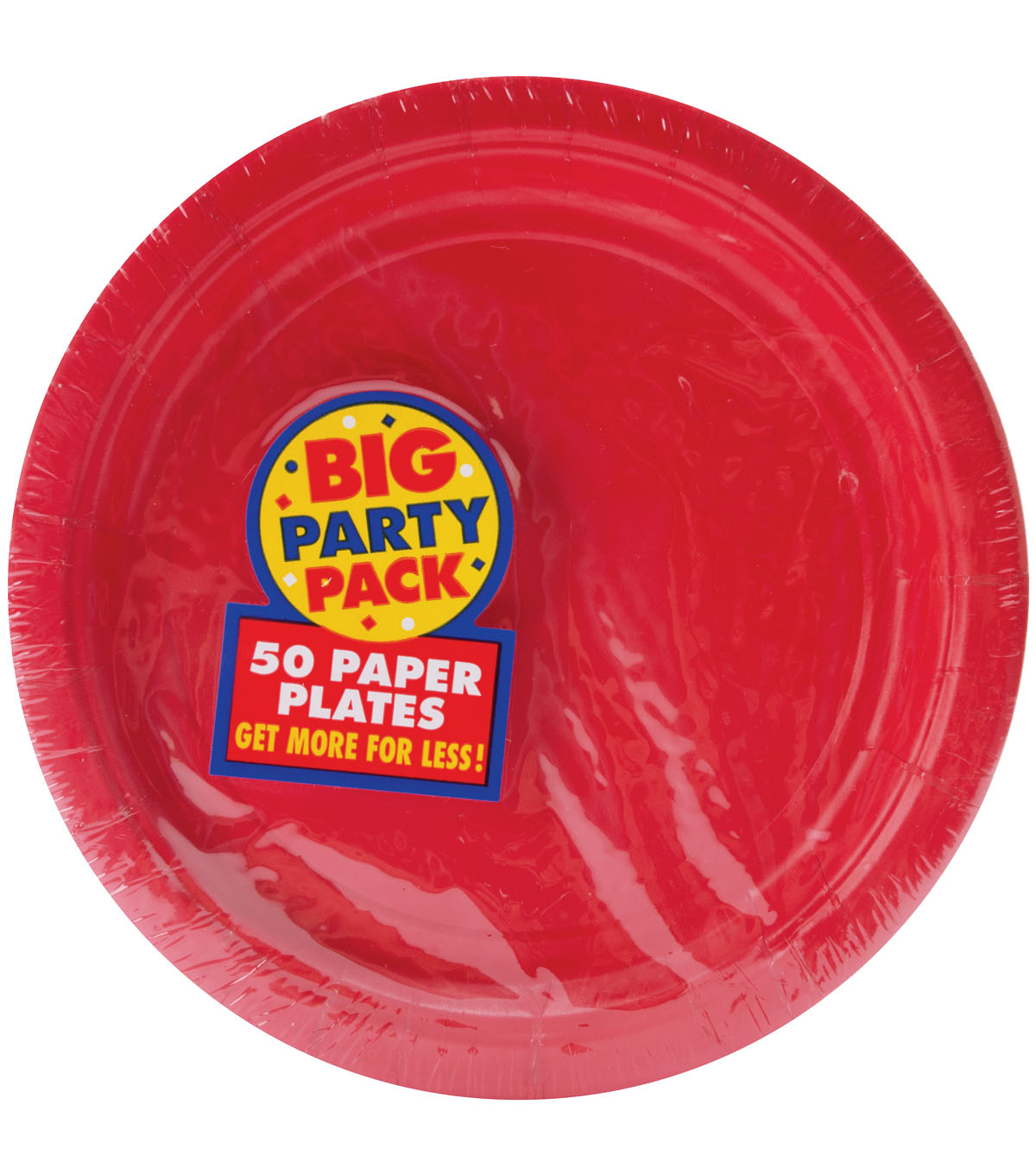 Amscan Big Party Pack 7\u0027\u0027 Lunch Paper Plates-60PK  sc 1 st  Joann & Amscan Big Party Pack 7\u0027\u0027 Lunch Paper Plates - 60PK | JOANN