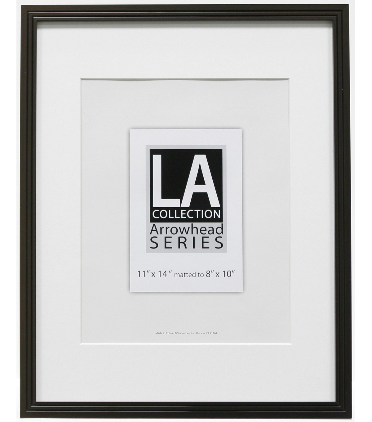 LA Collection Metal Wall Frame 11X14-Bronze
