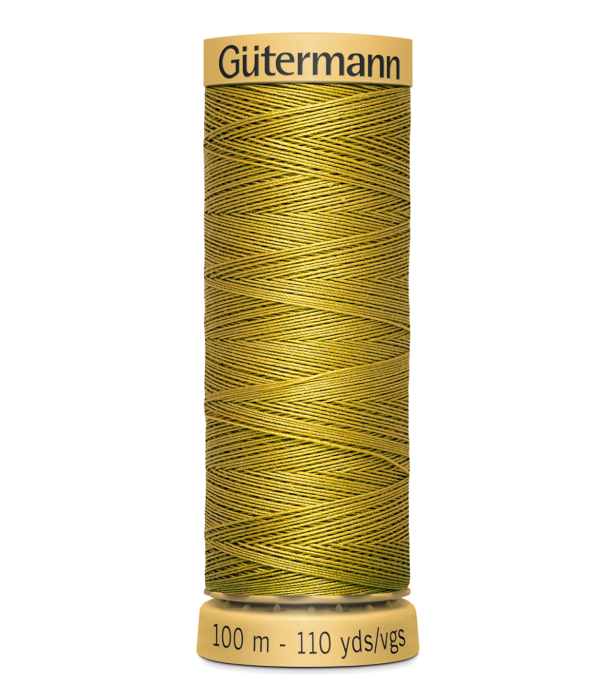 Gutermann Sew All Polyester Thread 110 Yards-Oranges & Yellows , Gold