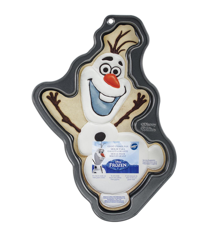 Wilton Christmas Disney Frozen Olaf Giant Cookie Pan | JOANN