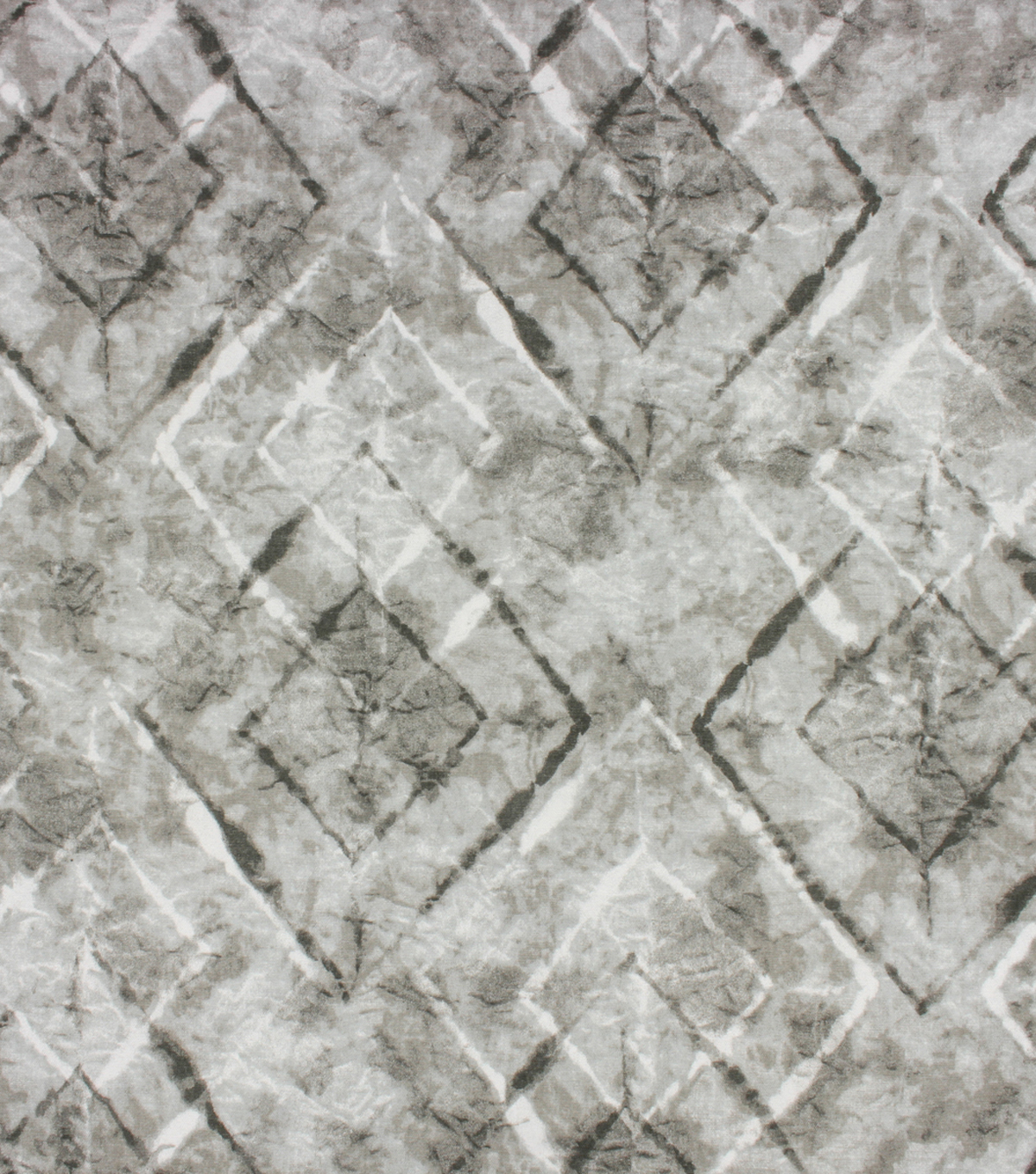 Home Essentials Home Décor Fabric-Shibori Silver