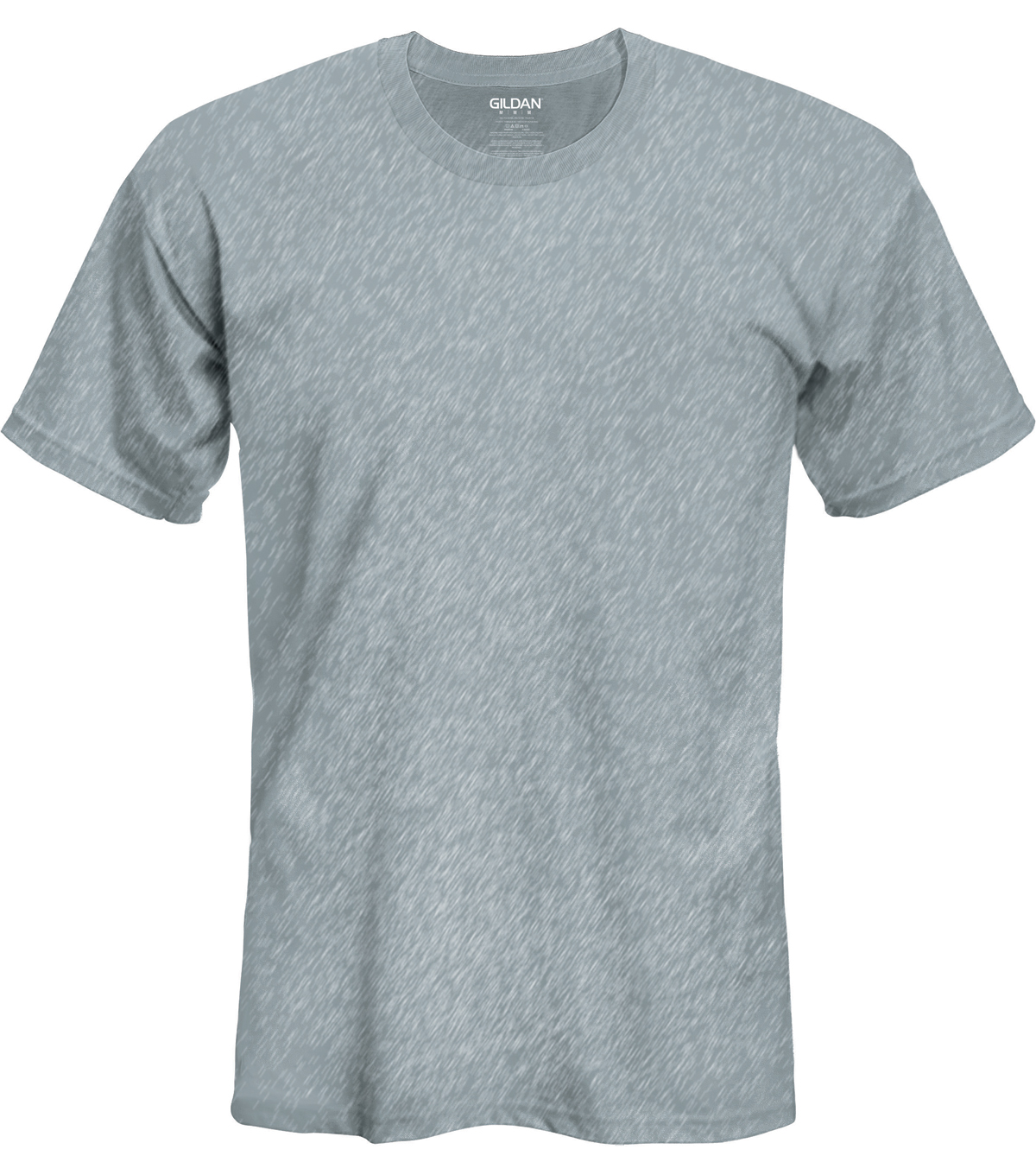 6848499a Gildan Adult T-shirt 2XL, Sport Grey