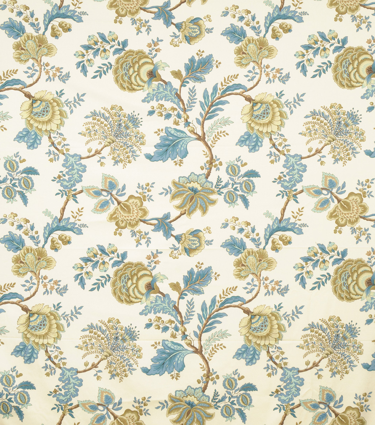 Home Decor 8\u0022x8\u0022 Fabric Swatch-Jaclyn Smith Colbert-Peacock