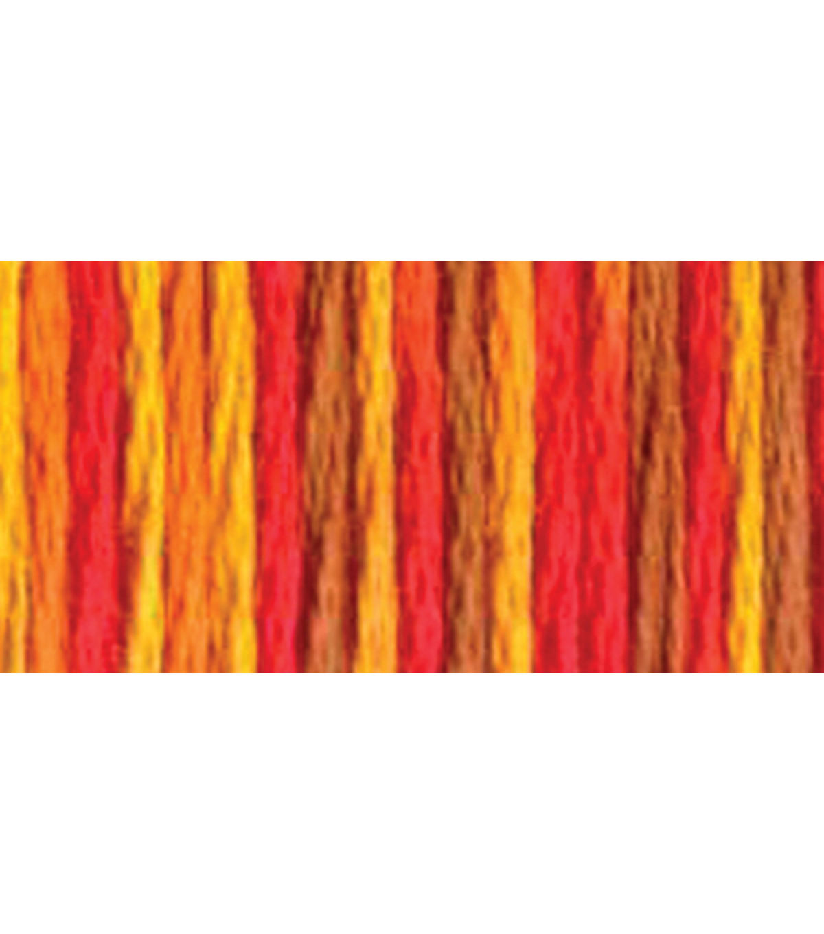 DMC Pearl Cotton Variation Thread 27 Yds Size 5, Fall Harvest