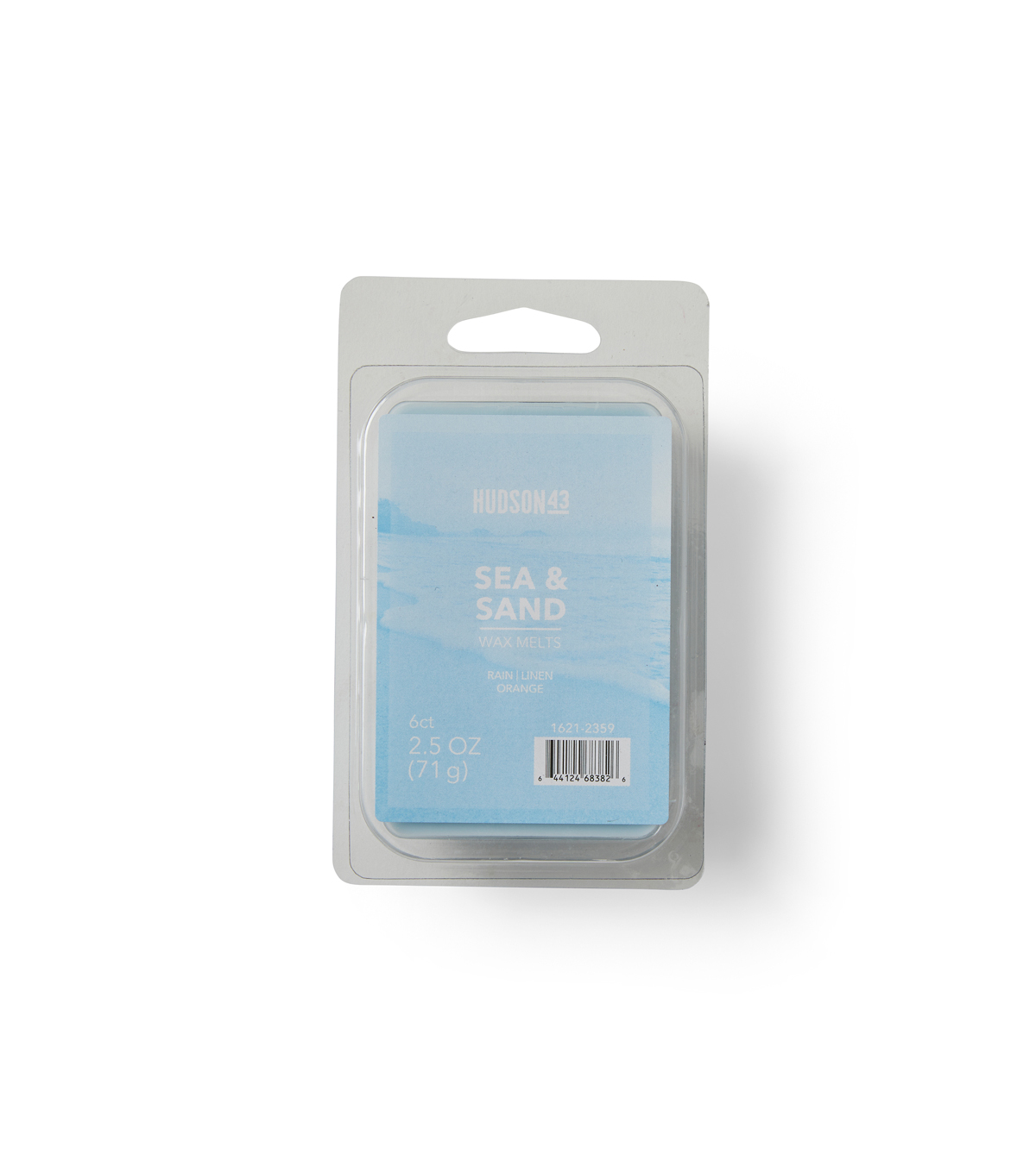 Hudson 43 Candle & Light 6 pk Sea & Sand Wax Melts