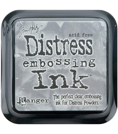 Tim Holtz Distress Clear Embossing Ink