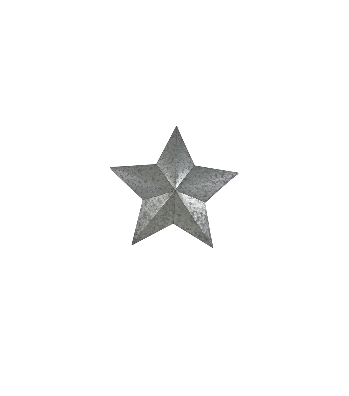 Galvanized 9\u0022 Barn Star