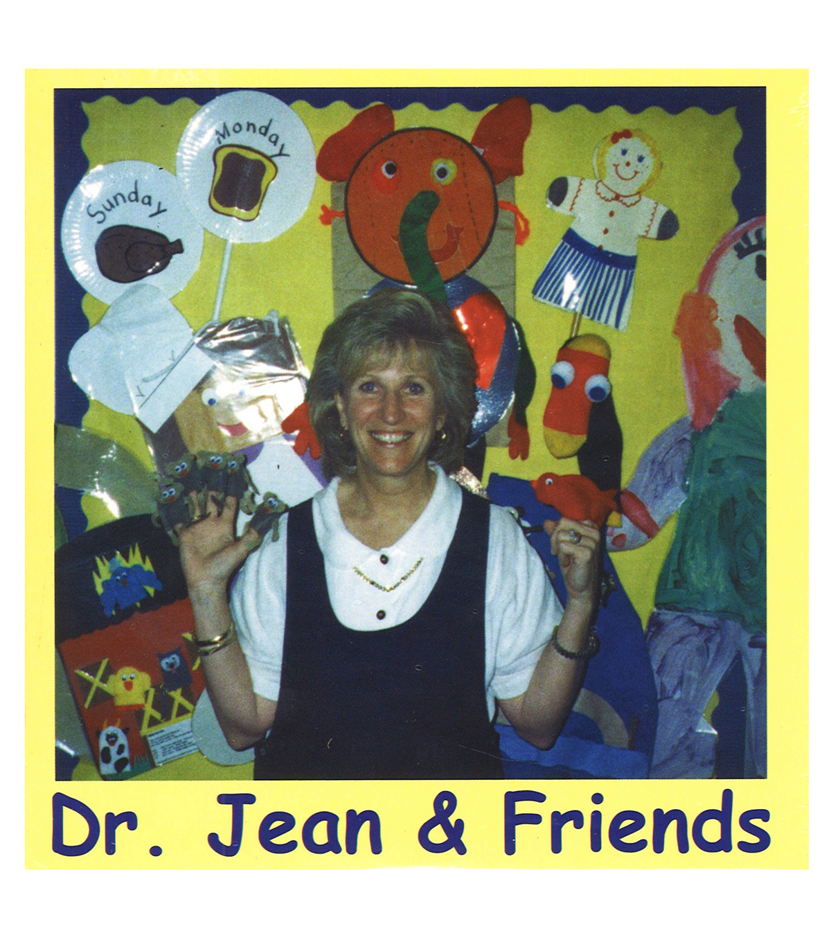 Dr. Jean and Friends CD