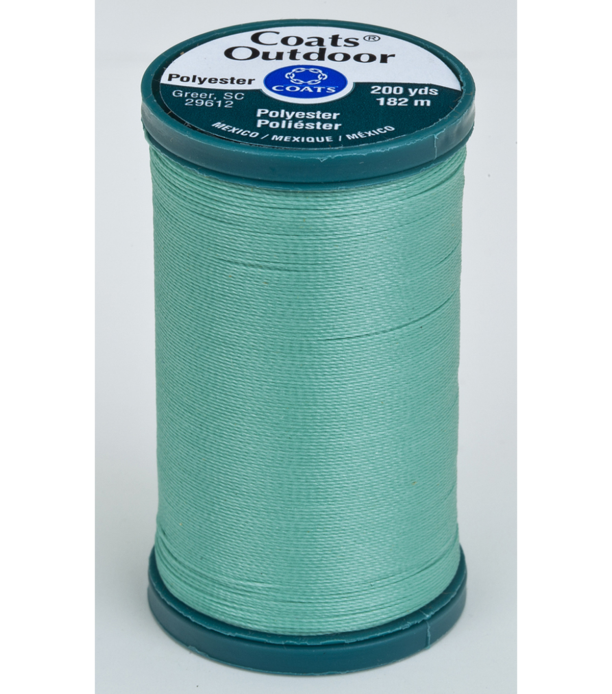 Coats & Clark Outdoor 200yd Thread, Coats Outdoor 200yd Caribbean