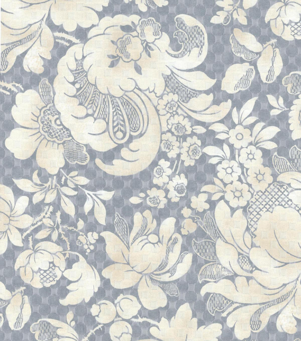 P/K Lifestyles Upholstery Fabric 54\u0022-Distinctly Damask/Shale
