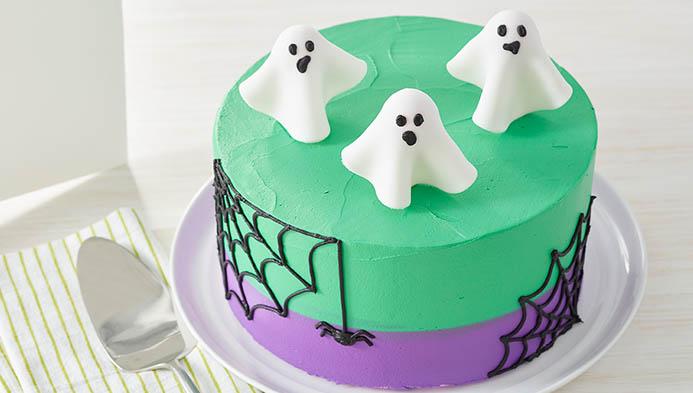 Kids' Halloween Cake