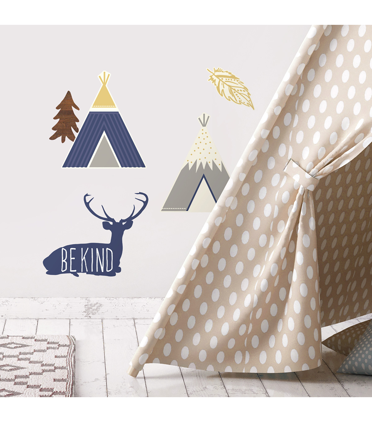 York Wallcoverings Wall Decals-Adventure Awaits Animal