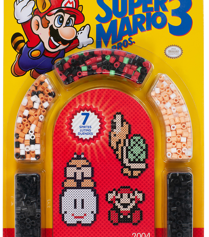 Perler Super Mario Bros. 3 Activity Kit | JOANN