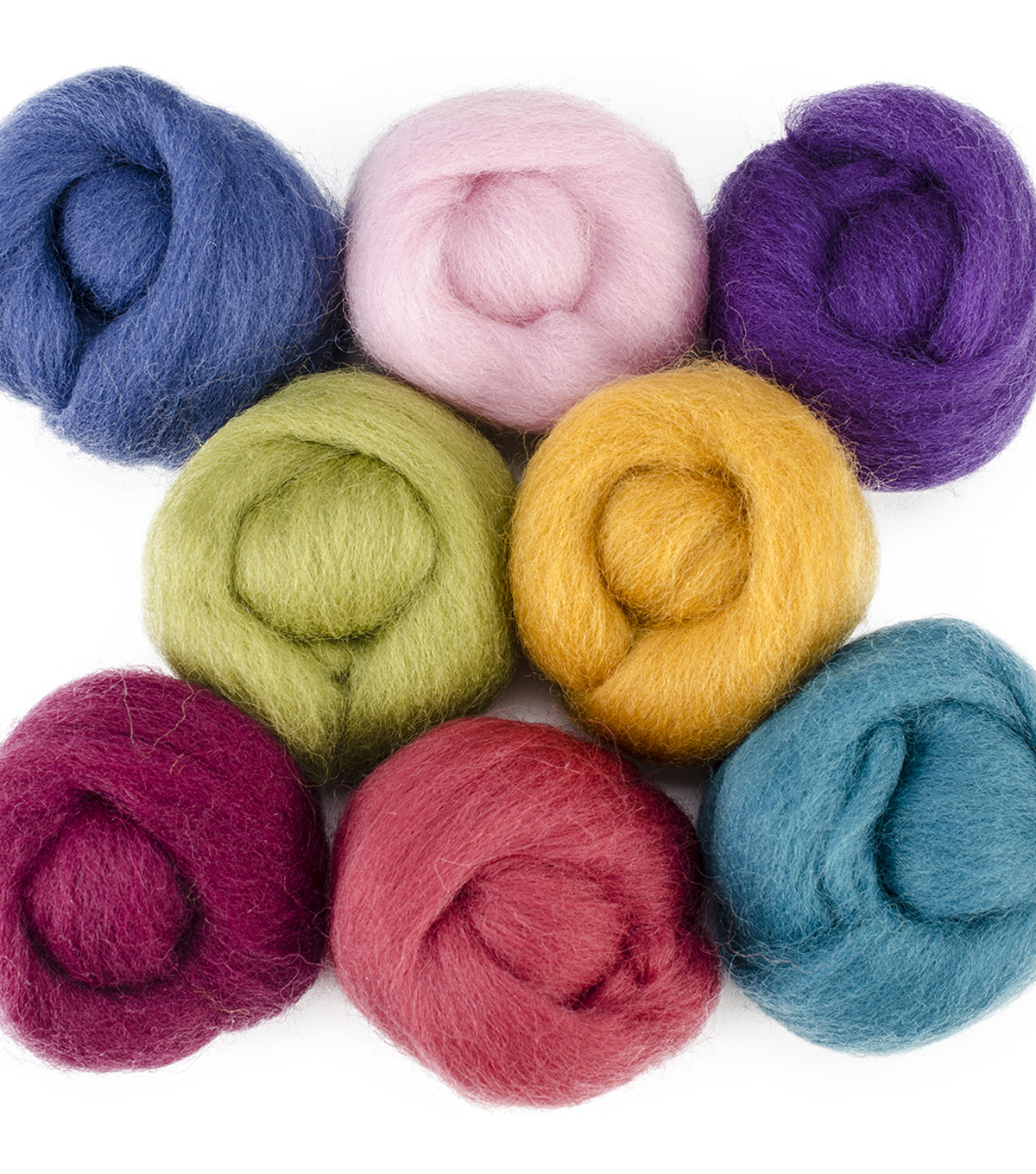 Wistyria Editions Ultra Fine Wool Roving