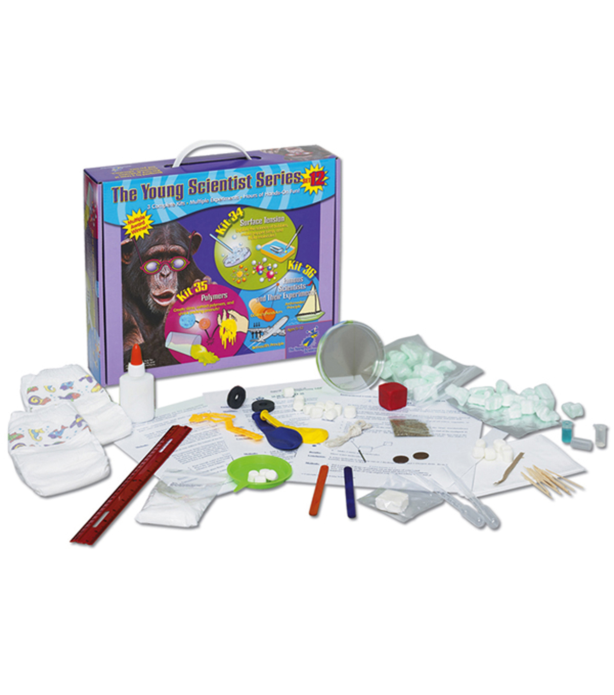 The Young Scientist Kit-Set 12