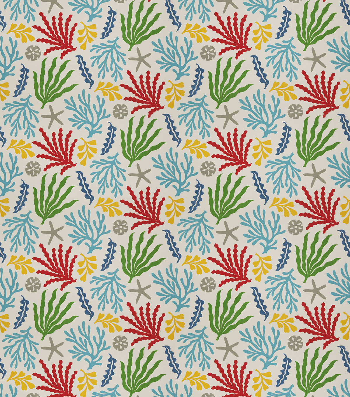 SMC Designs Outdoor Upholstery Fabric 54\u0022-Downfall/Primary