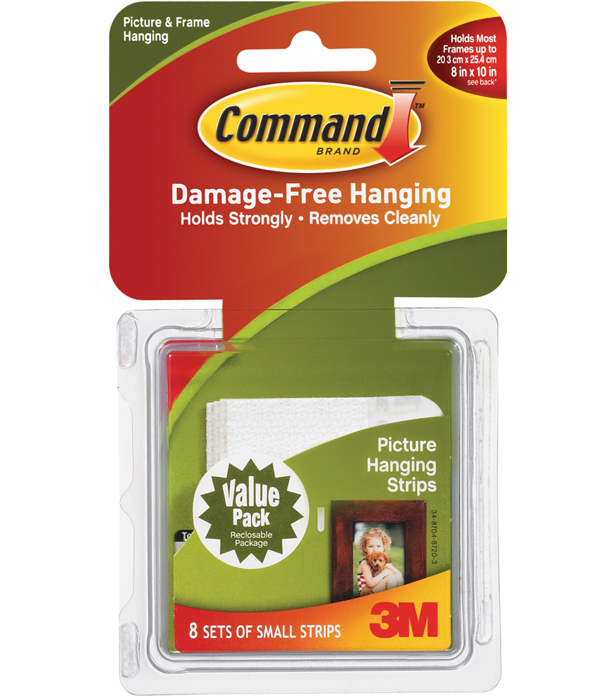 Command Small Picture Hang Strips Joann
