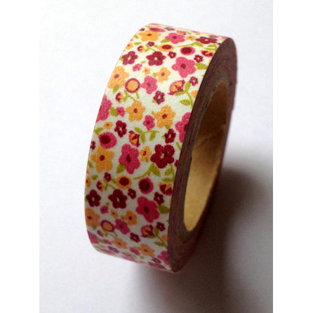 Love My Tapes Washi Tape Mod Flower Print
