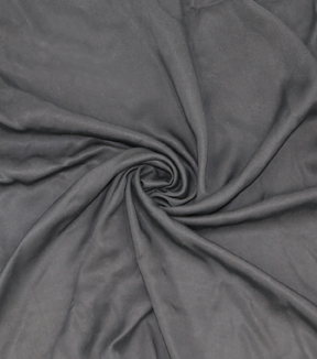Spring Sheen Modal Twill Fabric -Black