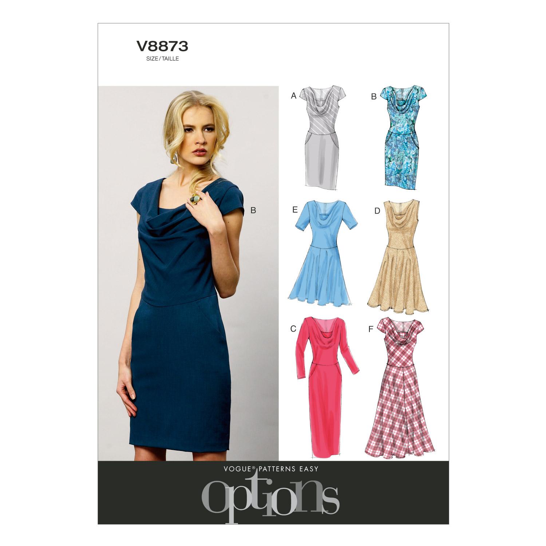 1ef564564a8 Misses  Misses  Petite Dress-8-10-12-14-16 Pattern