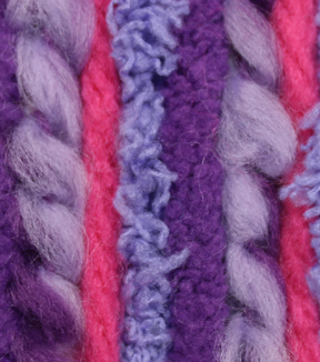 Bernat Bundle Brights Yarn, Razzleberry