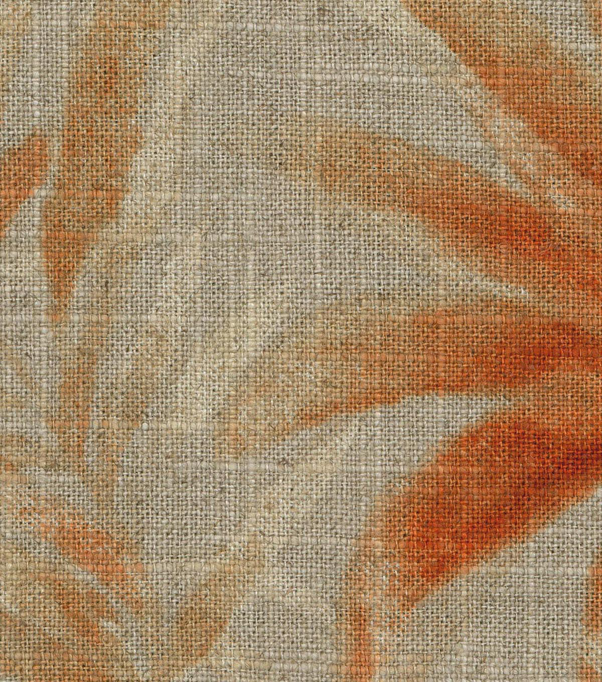 Tommy Bahama Multi-Purpose Decor Fabric 54\u0027\u0027-Nutmeg Balmy Days
