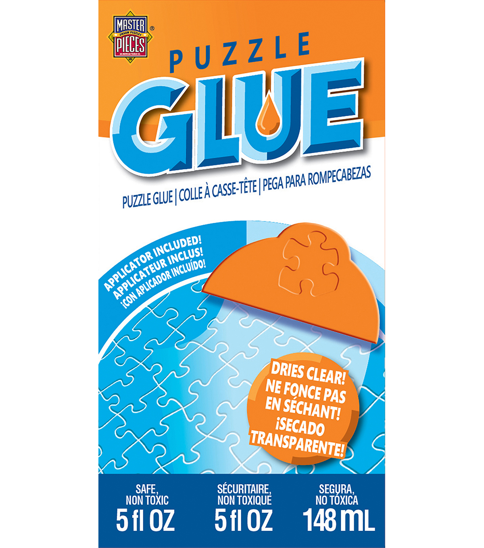Jigsaw Puzzle Glue 5oz - Puzzle Glue & Adhesives | JOANN