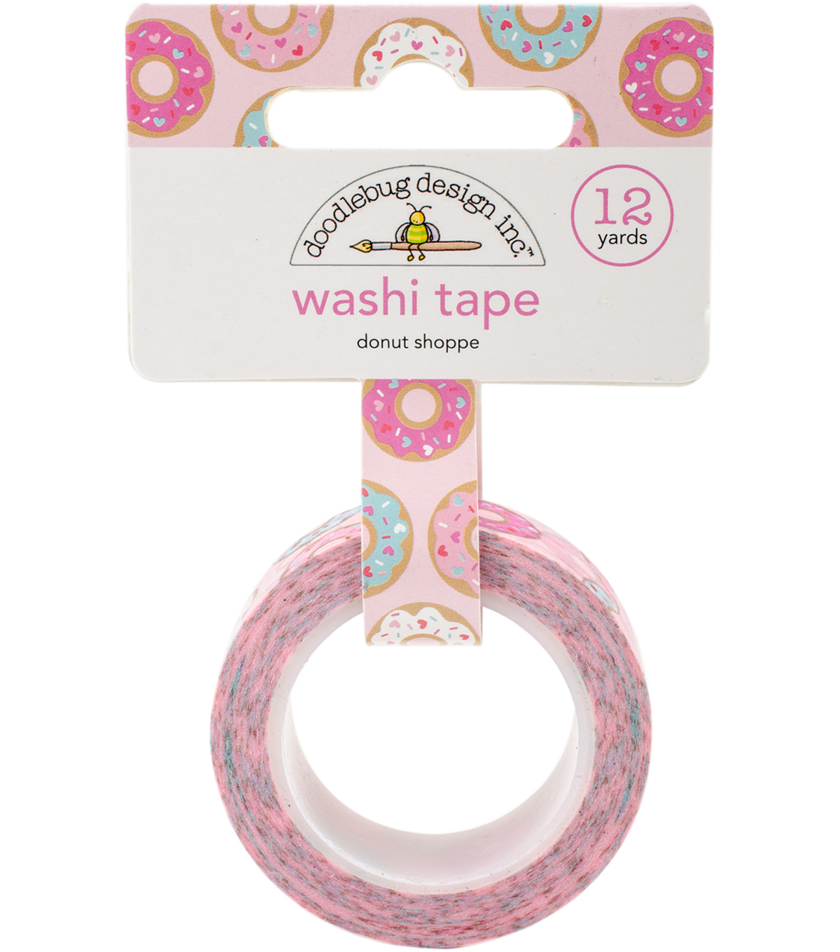 Cream & Sugar Washi Tape-Donut Shoppe