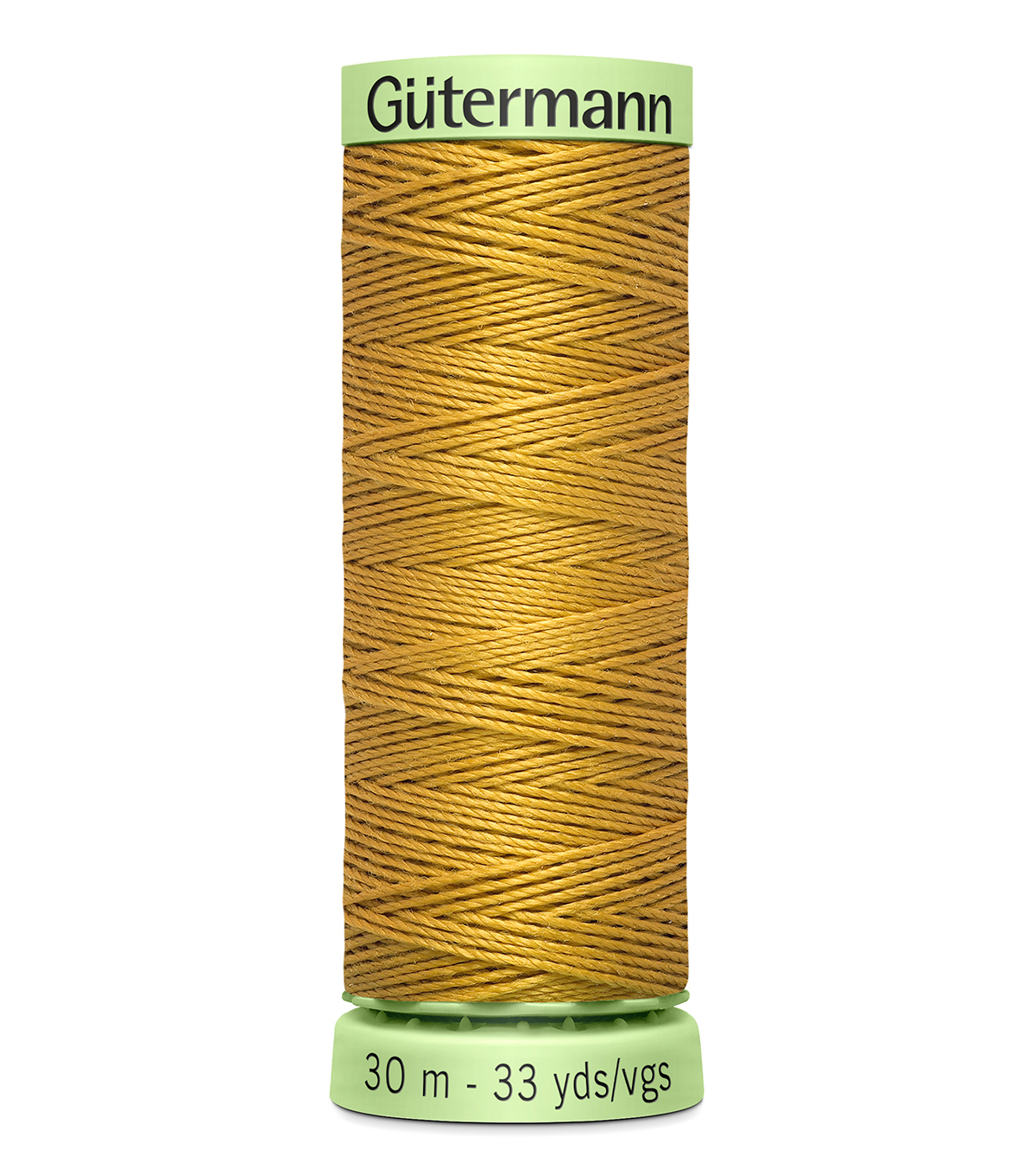 Top Stitch Heavy Duty Thread 33 Yards-, 865 Gold
