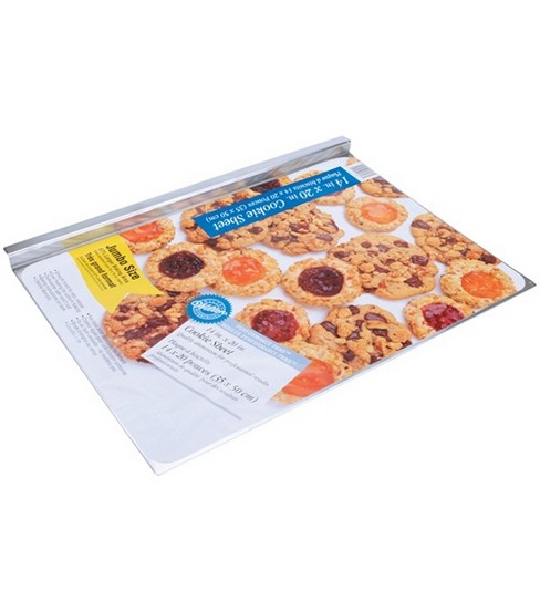 Wilton Jumbo Cookie Sheet-14\u0022x20\u0022