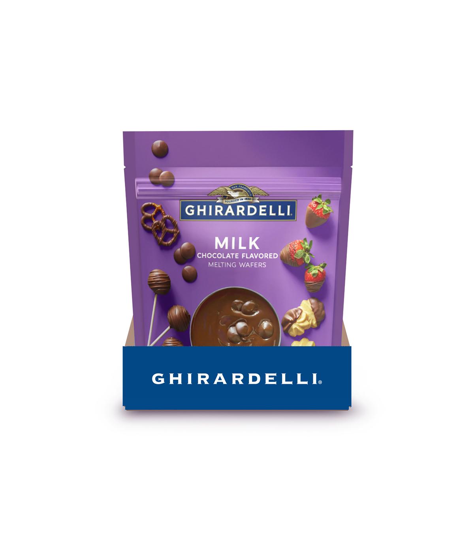 Ghirardelli Candy Making Wafers Milk Chocolate   JOANN