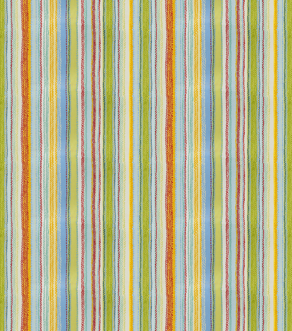 Home Decor 8x8 Fabric Swatch-Eaton Square Tweety Summer