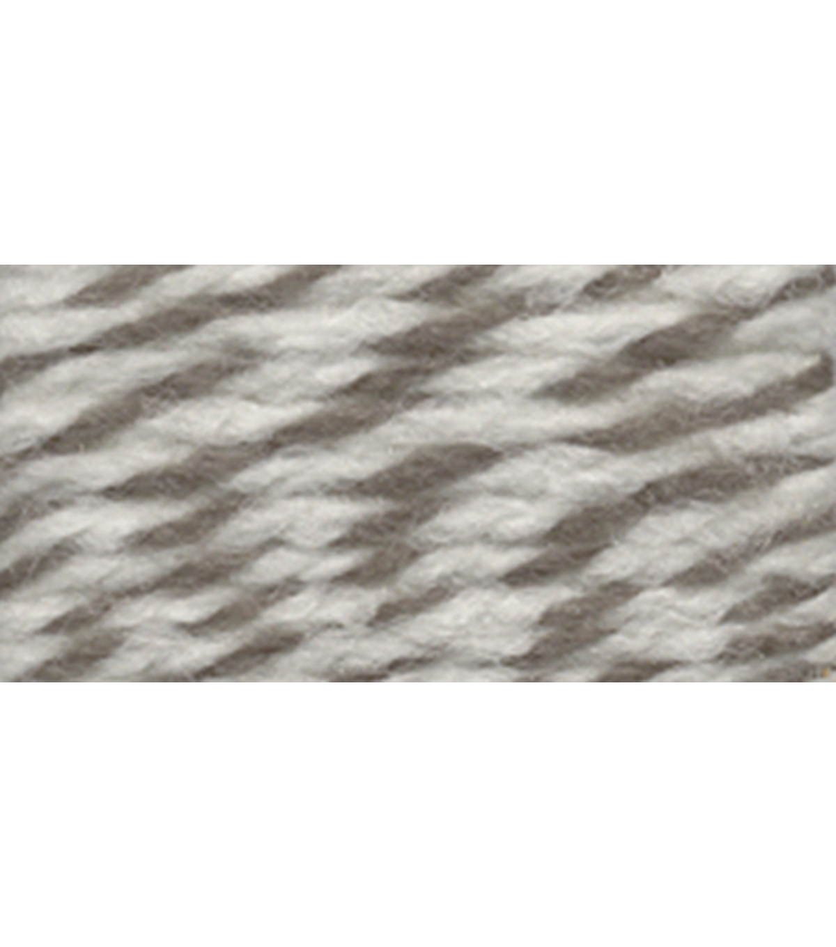Mary Maxim Starlette Ragg Yarn, Grey