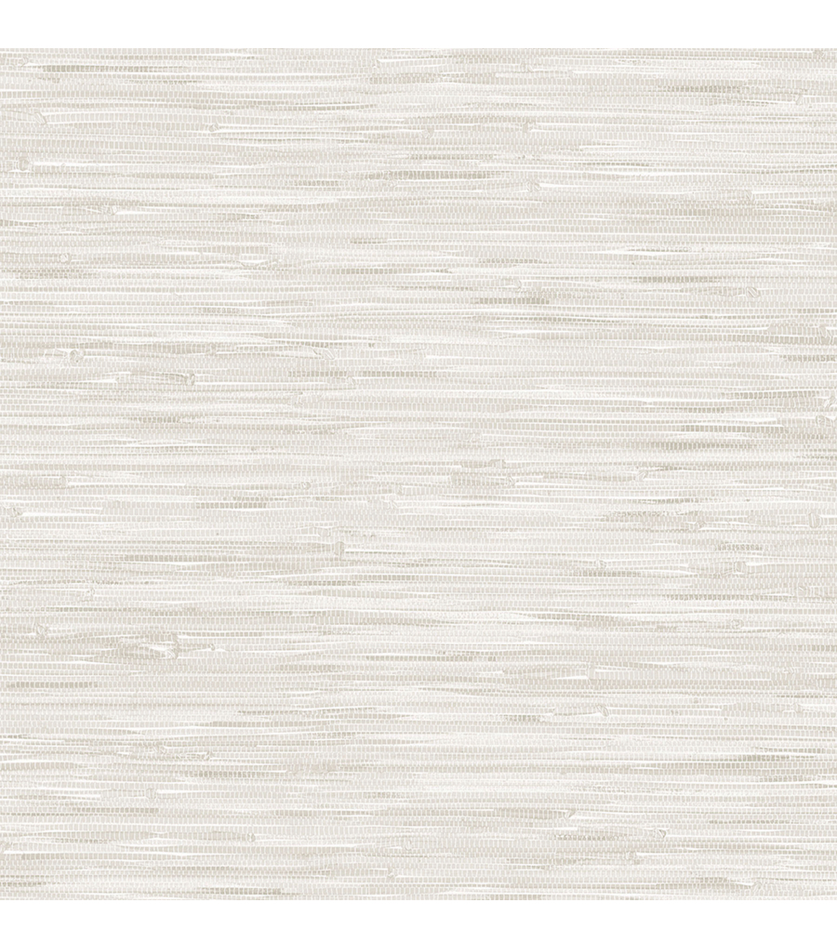 Wallpops NuWallpaper Peel & Stick Wallpaper-Cream Grassweave