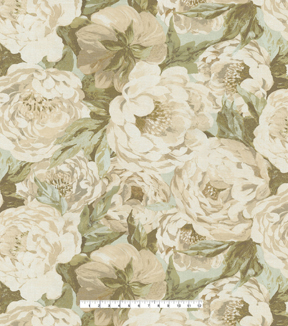 Kelly Ripa Home Multi-Purpose Decor Fabric 54\u0027\u0027-Seaglass Va Va Bloom