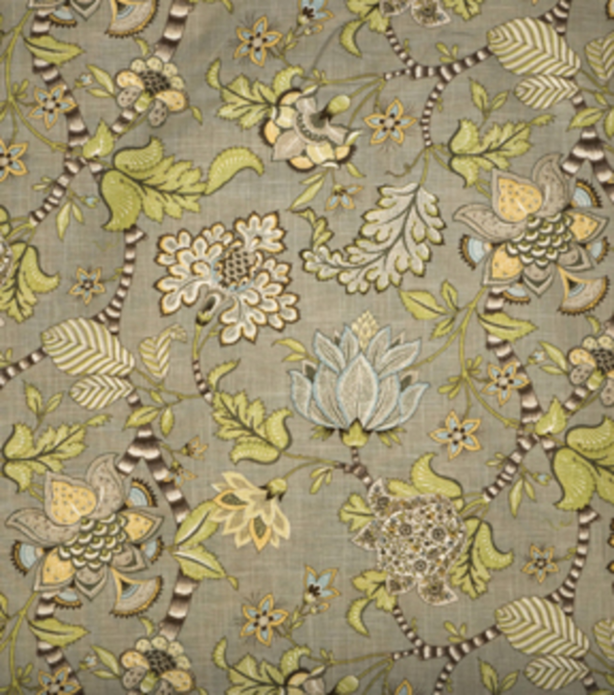 Home Decor 8\u0022x8\u0022 Fabric Swatch-Eaton Square Course Seagreen