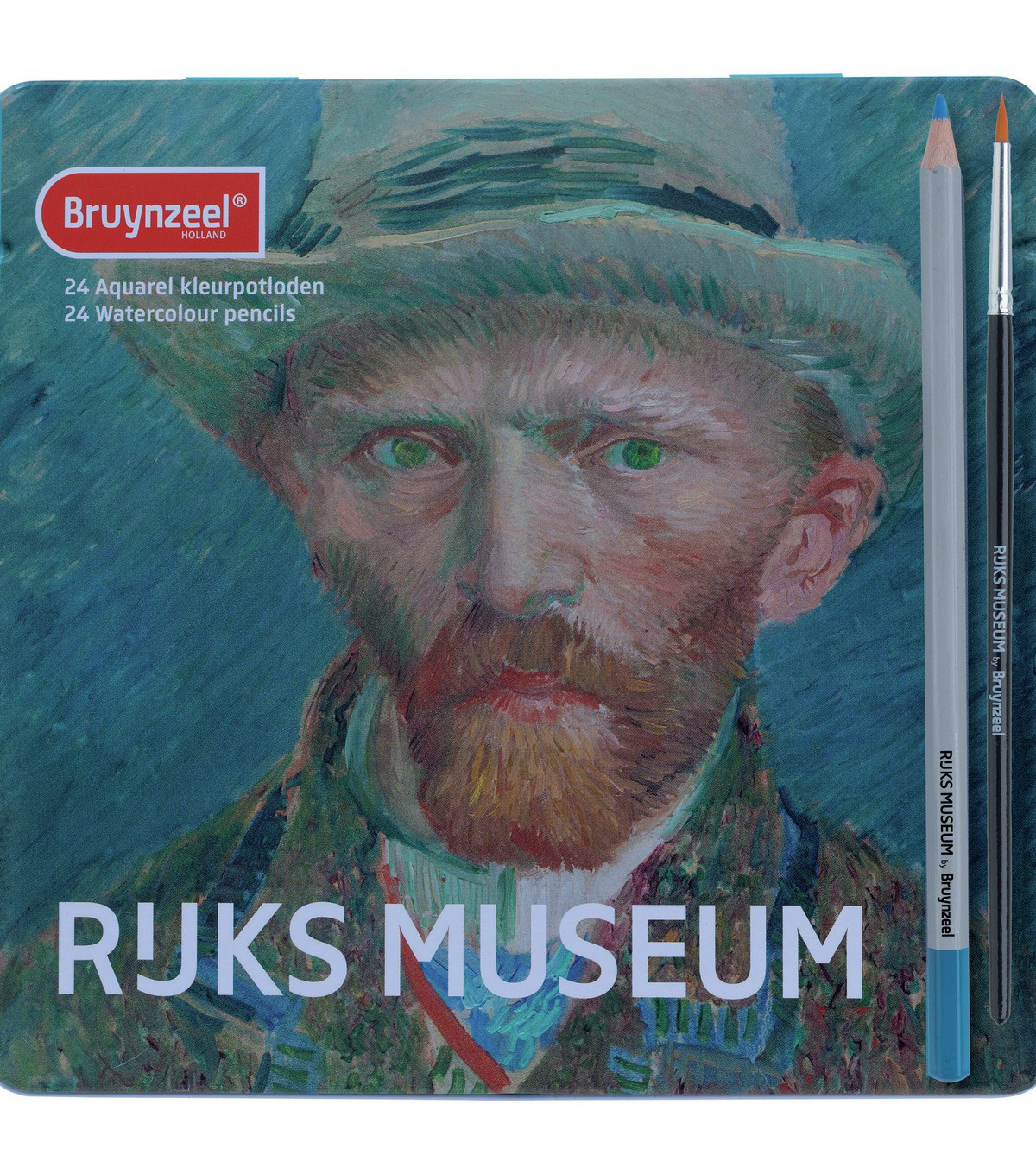Dutch Master Rijks Museum Watercolour Pencil Set 24/Pkg-Van Gogh