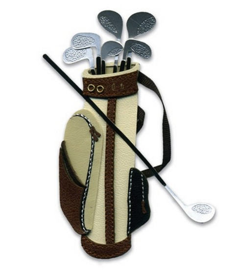 Jolee\u0027s By You Stickers-Golf
