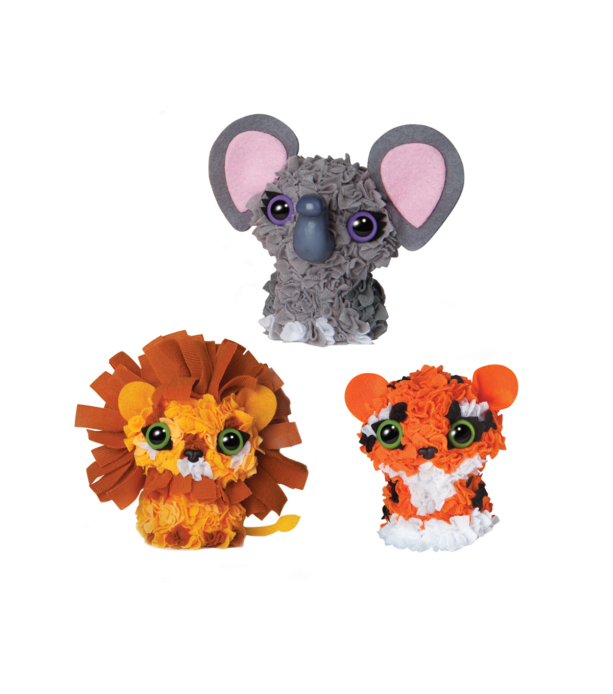 Plushcraft Zoo Animals