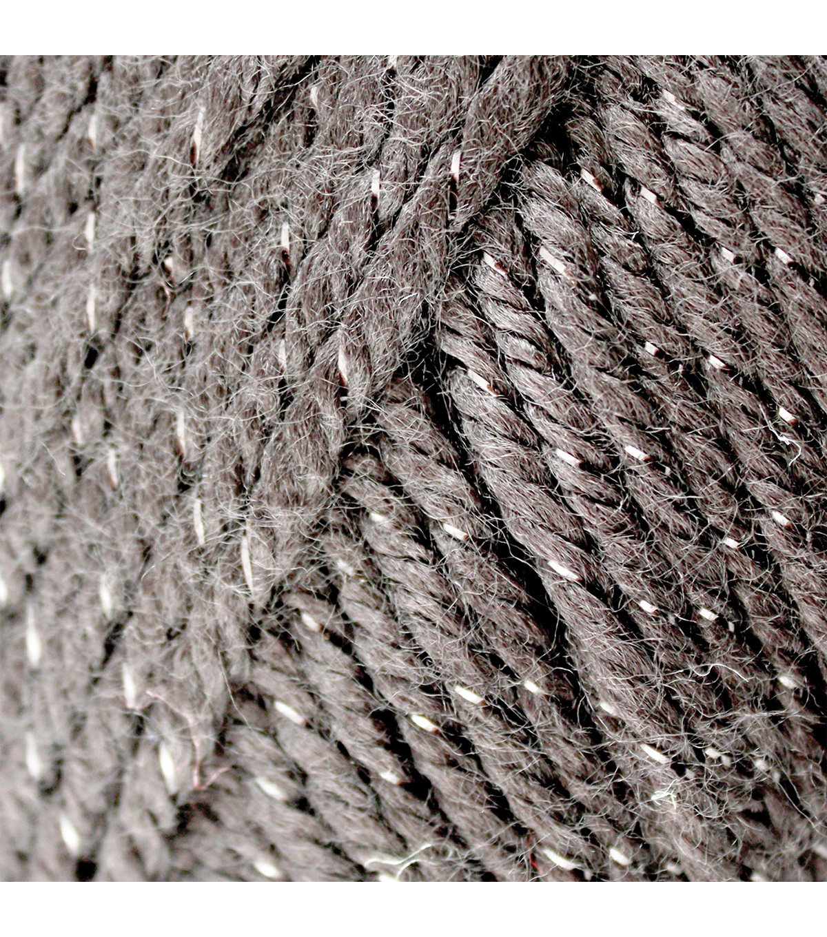 Caron Simply Soft Party Yarn, Silver