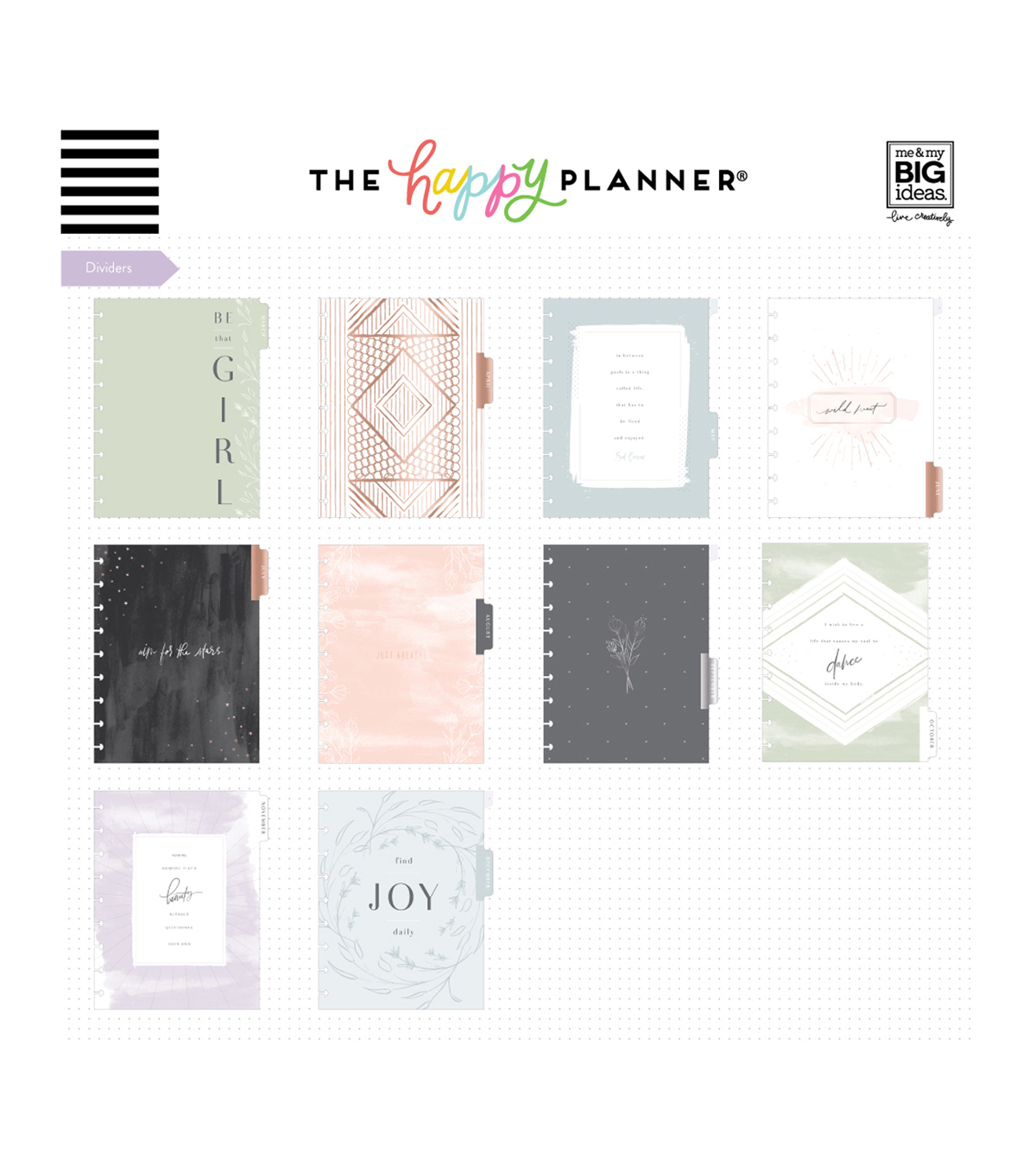 The Happy Planner 18 Month Planner-Stay Wild