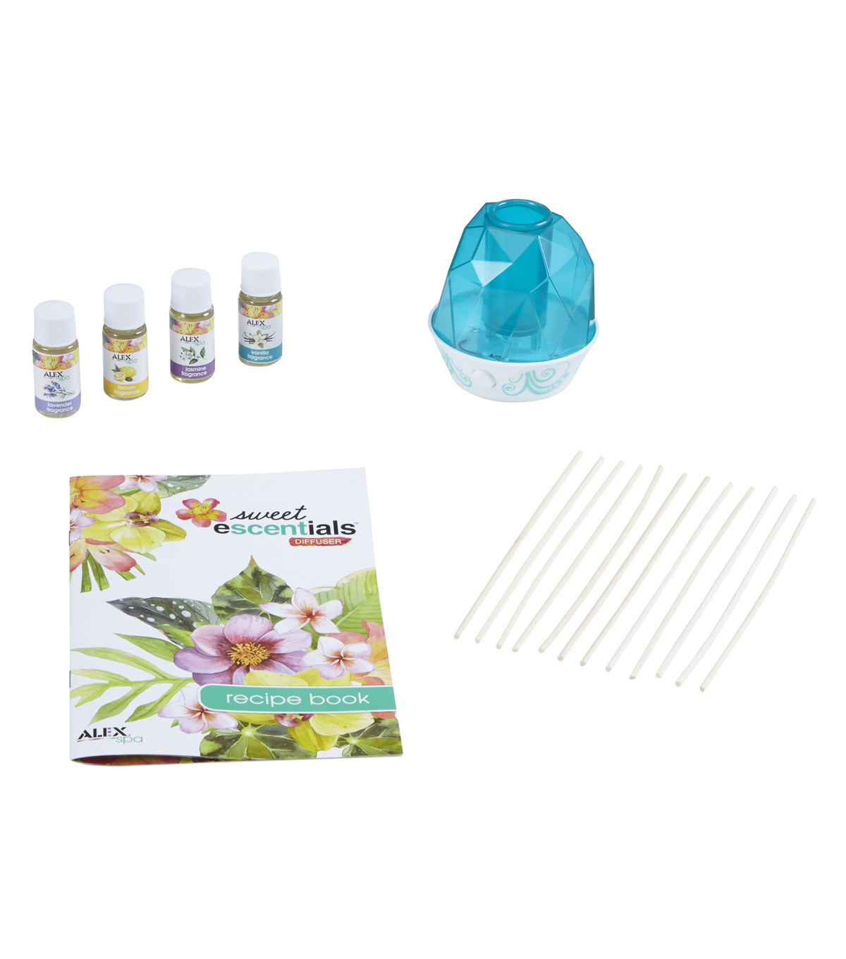 Alex Toys Spa Sweet Escentials Diffuser Kit