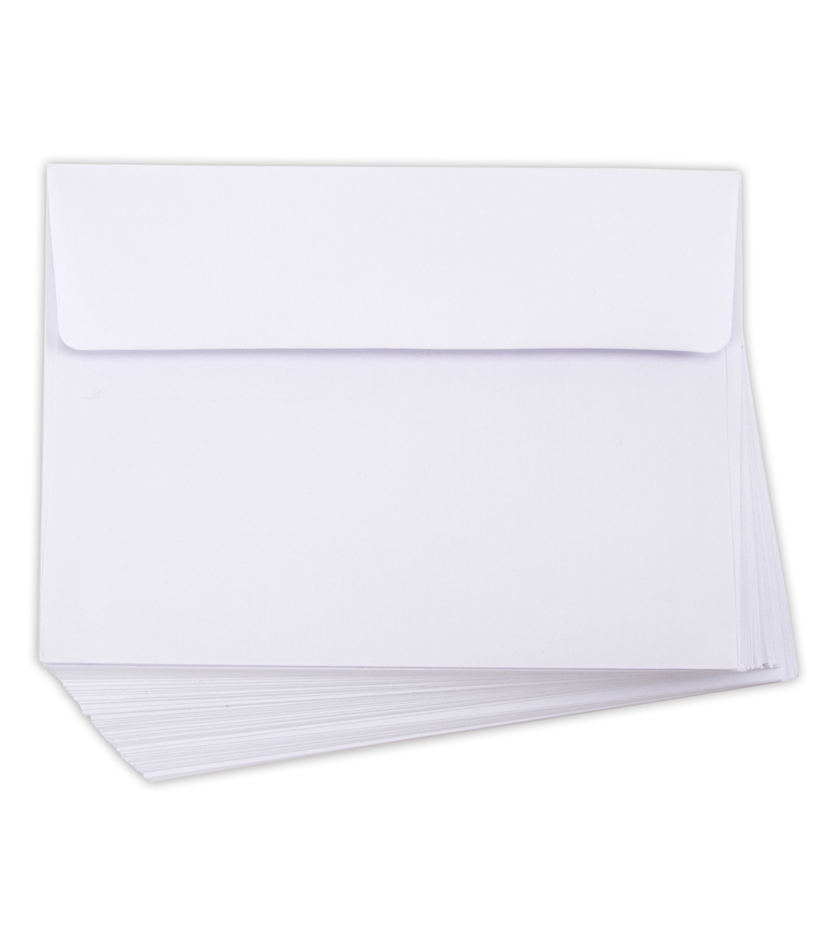 core dinations envelopes a7 white 50 pack joann