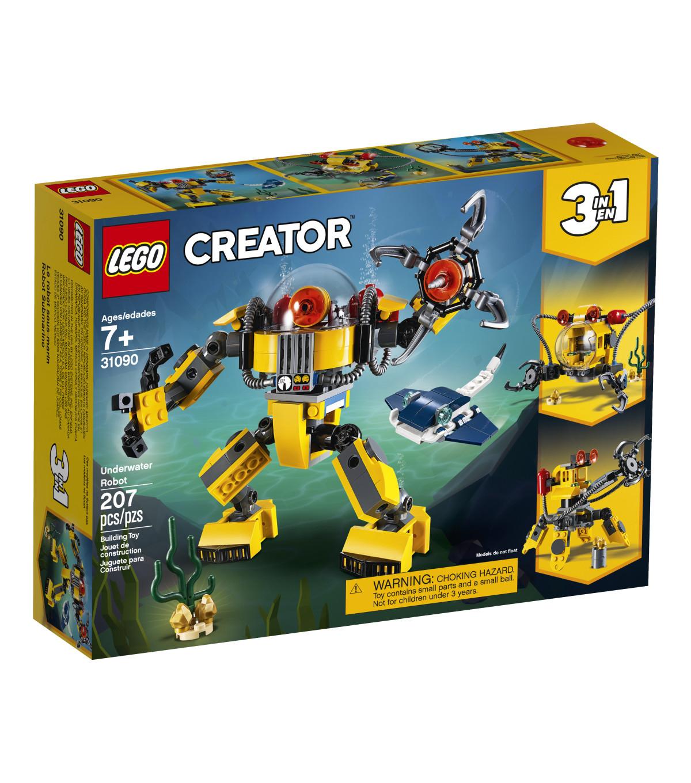 lego creator 3 in 1 underwater robot set joann. Black Bedroom Furniture Sets. Home Design Ideas