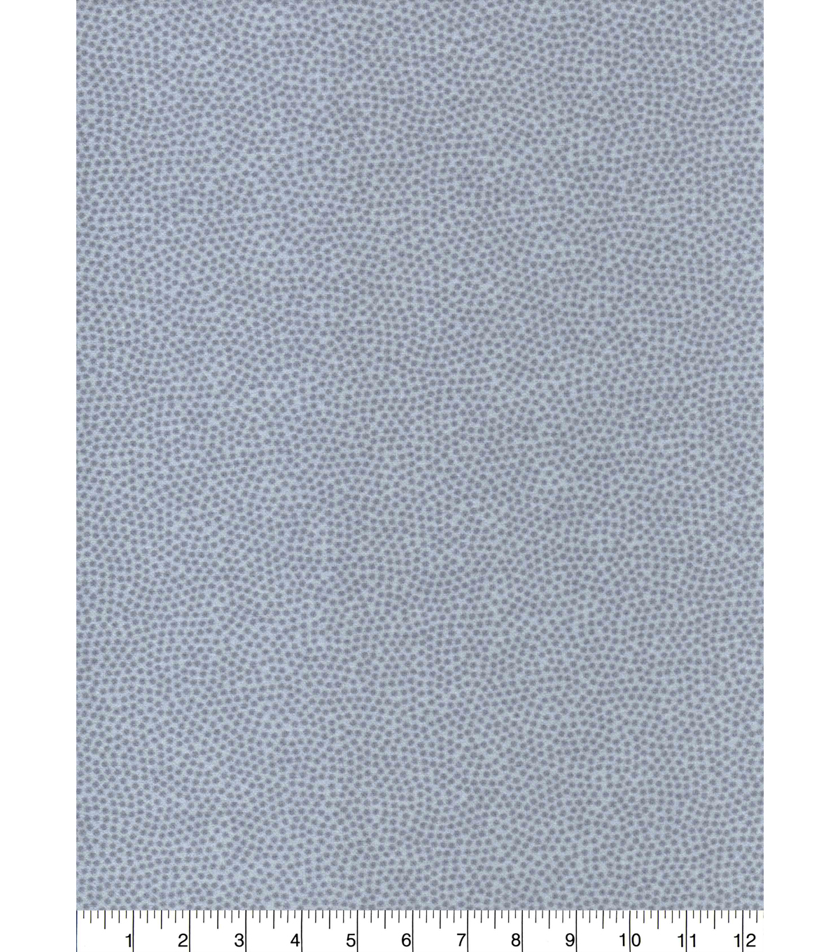 Quilter\u0027s Flannel Fabric-Light Blue Spin Dots