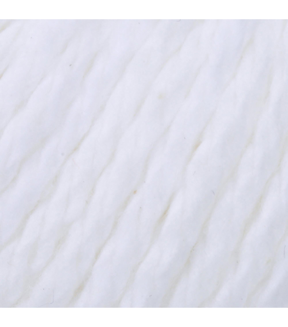 Lily Sugar\u0027n Cream Super Size Yarn, White